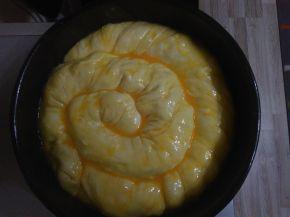 Снимка 2 от рецепта за Тутманик като охлюв