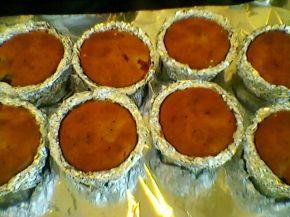 Снимка 5 от рецепта за Кейкчета с вишни