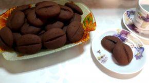 Снимка 3 от рецепта за Сладки `Кафени зърна`
