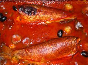 Снимка 1 от рецепта за Пъстърва на фурна