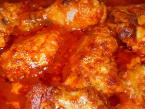 Снимка 1 от рецепта за Пиле `Маринара`