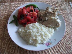 Снимка 1 от рецепта за Пиле с ориз