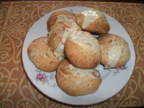 Снимка 1 от рецепта за Бързи и лесни питки с кашкавал