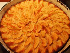 Снимка 1 от рецепта за Нещо като ябълков пай