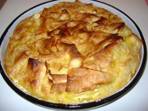 Снимка 1 от рецепта за Баница с майонеза