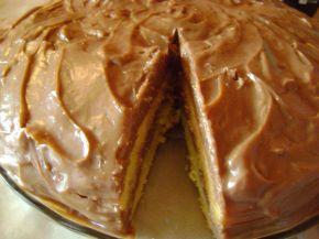 Снимка 1 от рецепта за Торта с шоколадов крем
