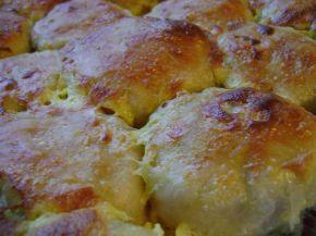 Снимка 1 от рецепта за Топчета със сиренце