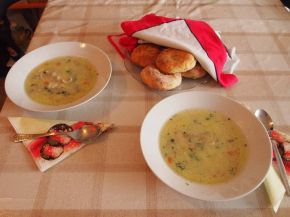 Снимка 1 от рецепта за Пилешка супа