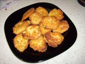 Снимка 1 от рецепта за Картофени кюфтета с кашкавал