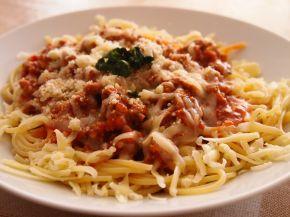 Снимка 1 от рецепта за Спагети ала `Болонезе`