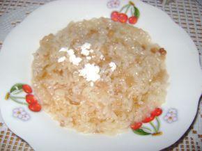 Снимка 1 от рецепта за Буквички със сирене и захар