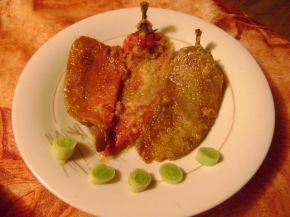 Снимка 1 от рецепта за Пържени върхарчета