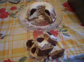 Снимка 1 от рецепта за Трицветен кекс
