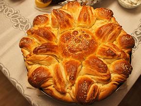 Снимка 1 от рецепта за Пита Слънце