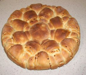 Снимка 1 от рецепта за Питката на леля Ленче