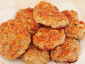 Снимка 1 от рецепта за Кюфтенца на фурна