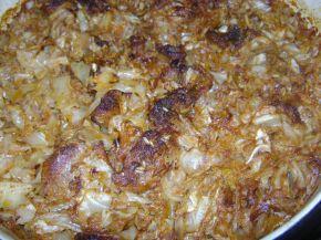 Снимка 1 от рецепта за Запечено свинско с кисело зеле