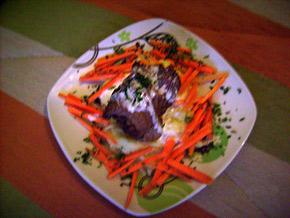 Снимка 1 от рецепта за Пуешки руладини