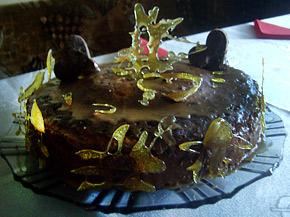 Снимка 1 от рецепта за Торта  карамел