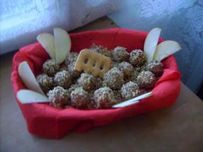 Снимка 1 от рецепта за Бързи бонбони