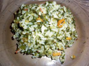 Снимка 1 от рецепта за Спанак с ориз