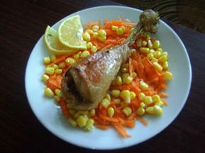 Снимка 1 от рецепта за Бирено пиленце