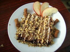 Снимка 1 от рецепта за Торта  с крем маскарпоне