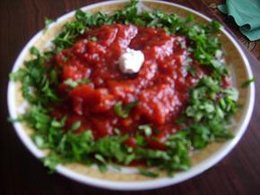 Снимка 1 от рецепта за Доматен сос