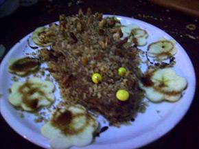 Снимка 1 от рецепта за Сладък таралеж