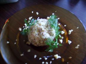 Снимка 1 от рецепта за Салата от картофено пюре