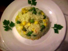 Снимка 1 от рецепта за Ориз със зеленчуци