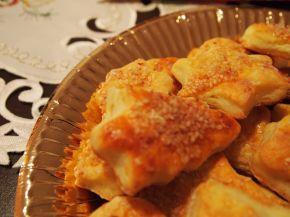 Снимка 1 от рецепта за Соленки с кашкавал