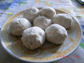 Снимка 1 от рецепта за Локумки с бяло вино