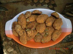 Снимка 1 от рецепта за Бобени кюфтета