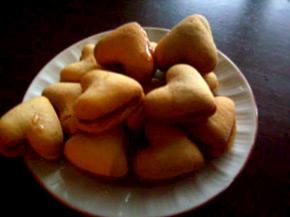 Снимка 1 от рецепта за Сладки сърчица
