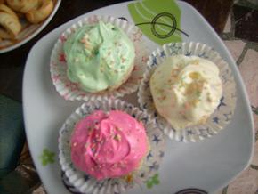 Снимка 1 от рецепта за Цветни бутерки