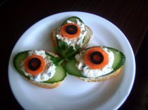 Снимка 1 от рецепта за Мини сандвичета