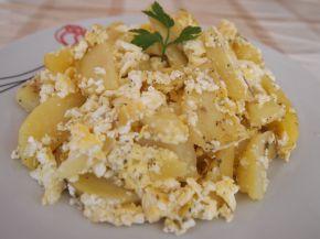 Снимка 1 от рецепта за Картофи по Самоковски
