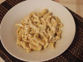 Снимка 1 от рецепта за Паста `Четири сирена`