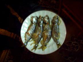 Снимка 1 от рецепта за Сафрид на фурна