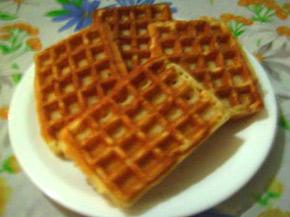 Снимка 1 от рецепта за Гофрети