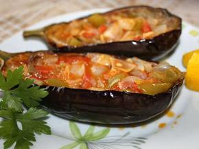 Снимка 1 от рецепта за Имамбаялдъ