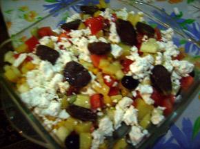 Снимка 1 от рецепта за Салата за гладници