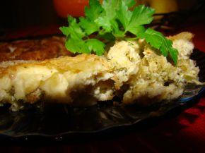 Снимка 1 от рецепта за Броколи със сос от сирена и сметана