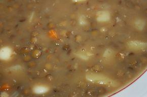 Снимка 1 от рецепта за Супа от леща - II вариант