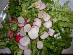 Снимка 1 от рецепта за Зелена салата
