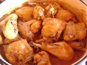 Снимка 1 от рецепта за Печено пиле на фурна