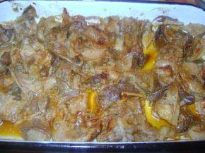 Снимка 1 от рецепта за Печено свинско шкембе