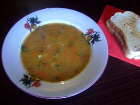 Снимка 1 от рецепта за Зеленчукова супа