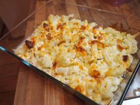 Снимка 1 от рецепта за Запечен карфиол